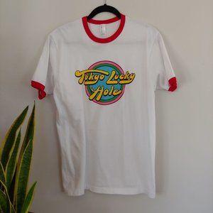 Tokyo Lucky Hole Ringer Shirt